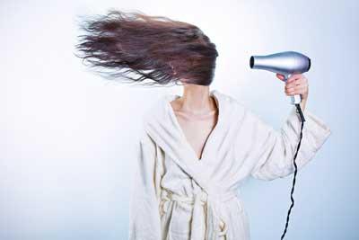 trattamento estetico capelli-donna