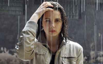 capelli grassi protezione pioggia